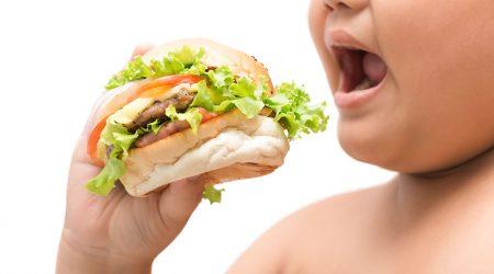 סיבות להשמנת ילדים